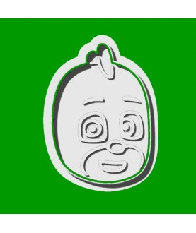 Pj mask - verde