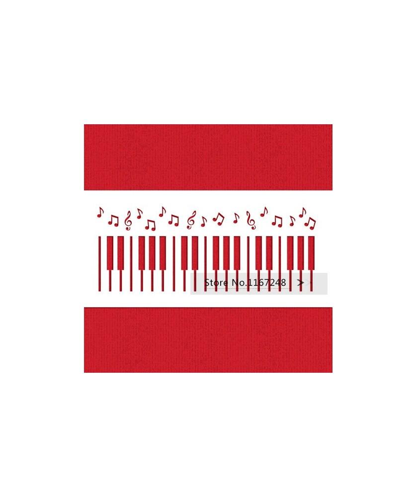 Stencil Pianoforte