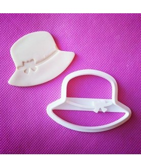 Cappello fiocco