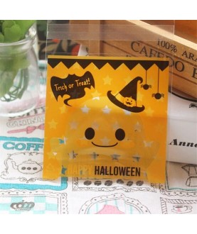 Sacchettini 10x13cm Halloween