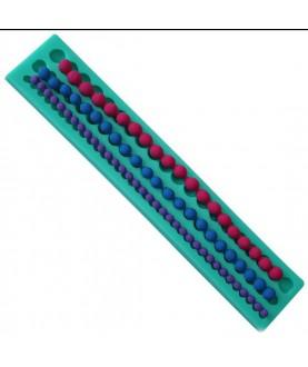 Stampo Perle 3d silicone