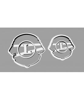Set Logo Lions (2 stampi)