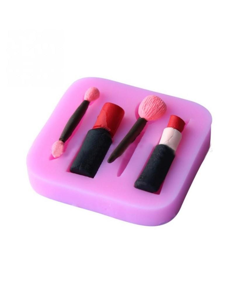 Stampo Trucchi 3d silicone