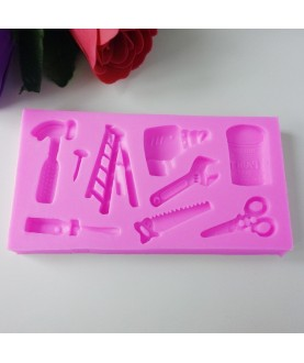 Stampo Chiave Inglese 3d silicone