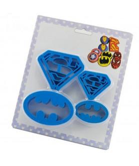 Set Supereroi (4pz)