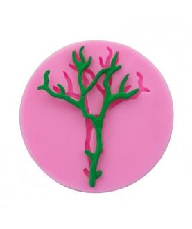 Stampo Corallo 3d silicone