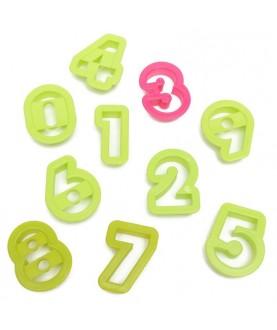 Numeri 9 pz