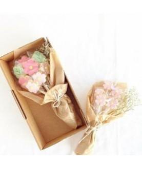 Bouquet Fiori 3 pz