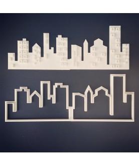 Skyline New York Interno