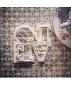 Stampo LOVE (small)
