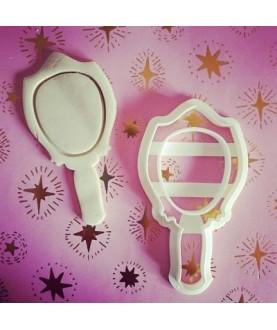Specchio ornato (h6cm)