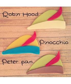 Cappello Robin Hood Pinocchio Peter Pan
