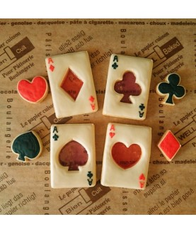 Set semi carte poker