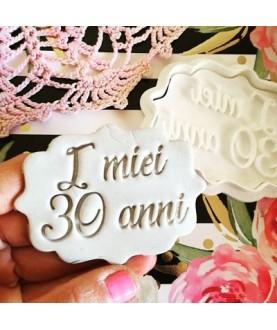 I miei 30 anni
